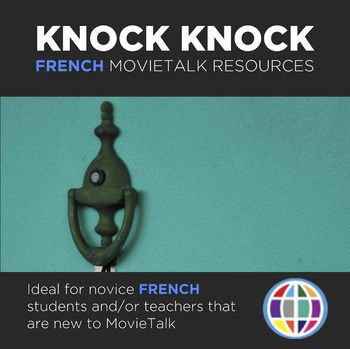 KNOCK KNOCK MovieTalk resources in French