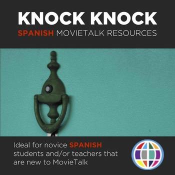 KNOCK KNOCK MovieTalk resources in Spanish