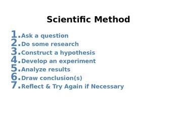 K'Nex Science Notebooks