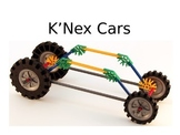 K'Nex Science Notebooks
