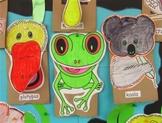 KOALA SONG - BARRY BOTTLER'S BEAUT BUSH BAG BUDDIES PAPER BAG PUPPETS AUDIO TRACKS