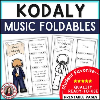 KODALY Foldables