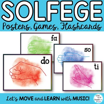 MUSIC DECOR *KODALY *SOLFEGE *GAMES *PRINTABLES *POSTERS *