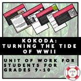 KOKODA: TURNING THE TIDE OF WWII