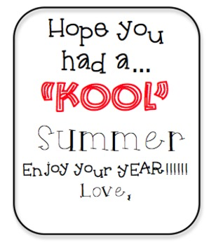 KOOL Summer Label