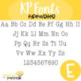 KP Typewriter