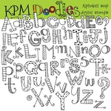 KPM Alphabet Soup Stamps