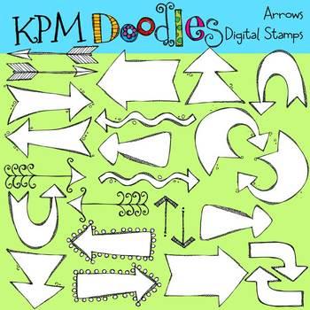 KPM Arrow Stamps