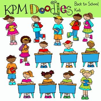 KPM Back to School Kids