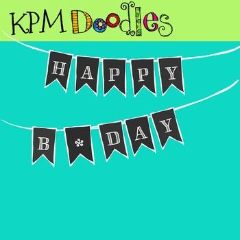 KPM Black flag banner Alpha