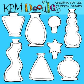KPM Bottles Stamps