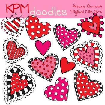 KPM Bright Heart Attack