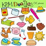 KPM CVC Phonics Pics