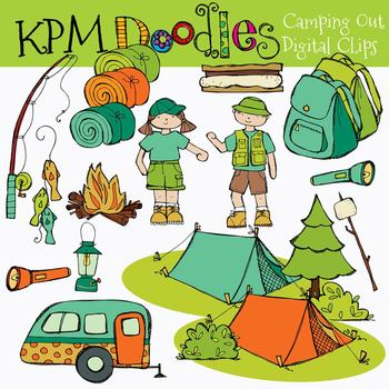 KPM Camping Out