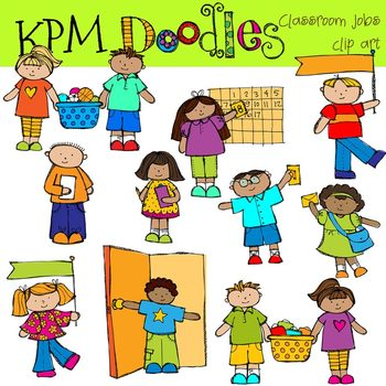KPM Classroom Helpers COMBO