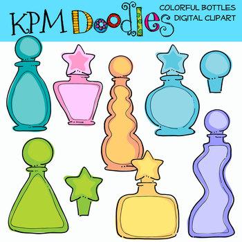 KPM Colorful Bottles
