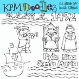 KPM Columbus day Stamps