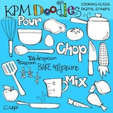 KPM Cooking Class stamps