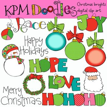 KPM Christmas Brights