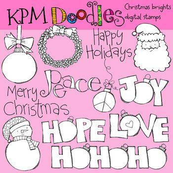 KPM Christmas Brights COMBO