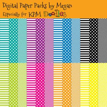 KPM Doodles Alphabet Soup Papers