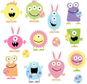 KPM Easter Monsters