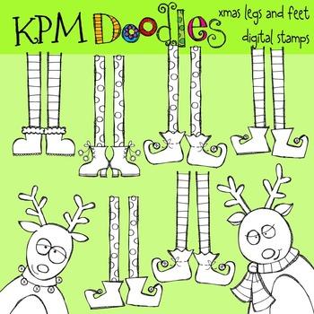 KPM Elf Legs Stamps