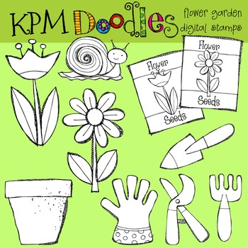 KPM Flower Garden COMBO