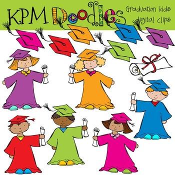 KPM Graduation kids