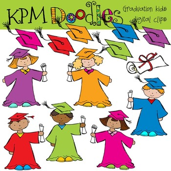 KPM Graduation kids COMBO