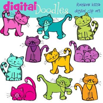 KPM Rainbow Kittys