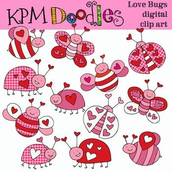KPM Love Bugs