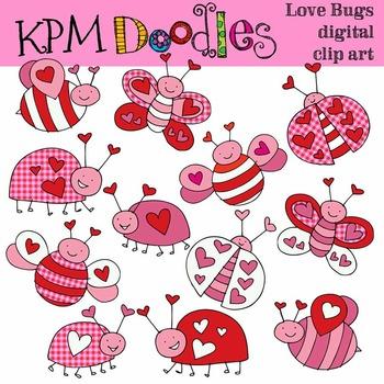 KPM Love Bugs COMBO