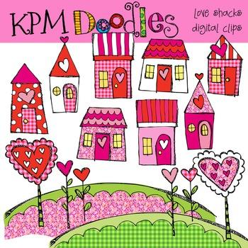 KPM Love Shacks