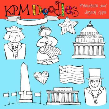 KPM Presidents Day Stamps
