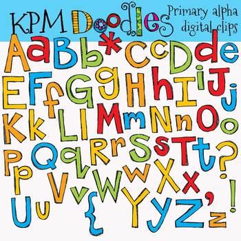 KPM Primary Basic Alphabet
