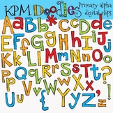 KPM Primary Basic Alphabet