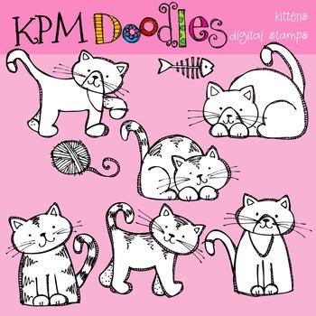 KPM Rainbow Kittys COMBO