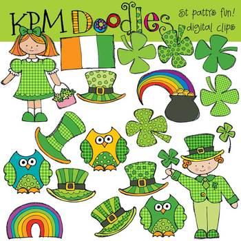 KPM St Patricks Day Fun