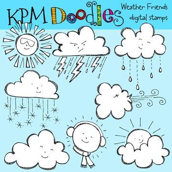 KPM Weather Friends COMBO