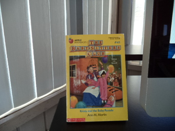 Kristy and the Baby Parade  ISBN 0-590-43574-4