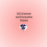 Posters, Grammar and Punctuation, KS1