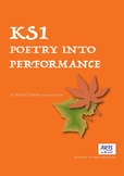 Poetry Into Performance at KS1, dance and movement lesson