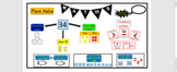 KS1 year 2 Maths place value Working Wall Display titles, pictures, posters WRM
