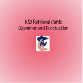 Flashcards, Grammar and Punctuation, KS2
