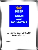 KS2 SATS Reminder Booklet