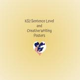 Posters, Sentence Types, KS2