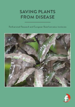 KS3-4/Grades6-10: Plant diseases, feeding the world and big data