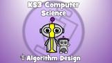 KS3 Computer Science: Algorithm Design