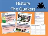 KS3 The Quakers